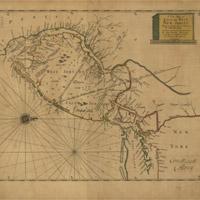 纽泽西地图