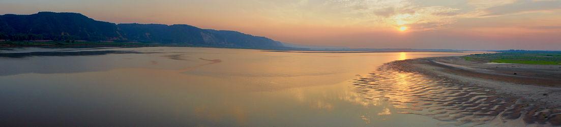 黄河入海口