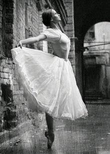 达西心中的芭蕾舞伶